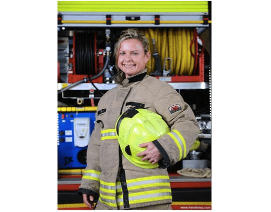women in firefighting