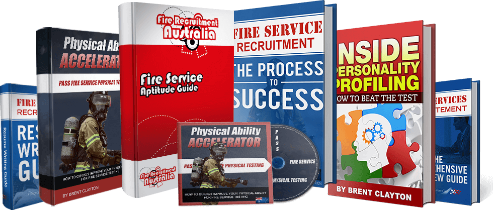 The Firefighters Recruitment Bundle