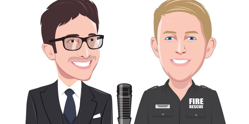 firefighter aptitude tests podcast brent clayton