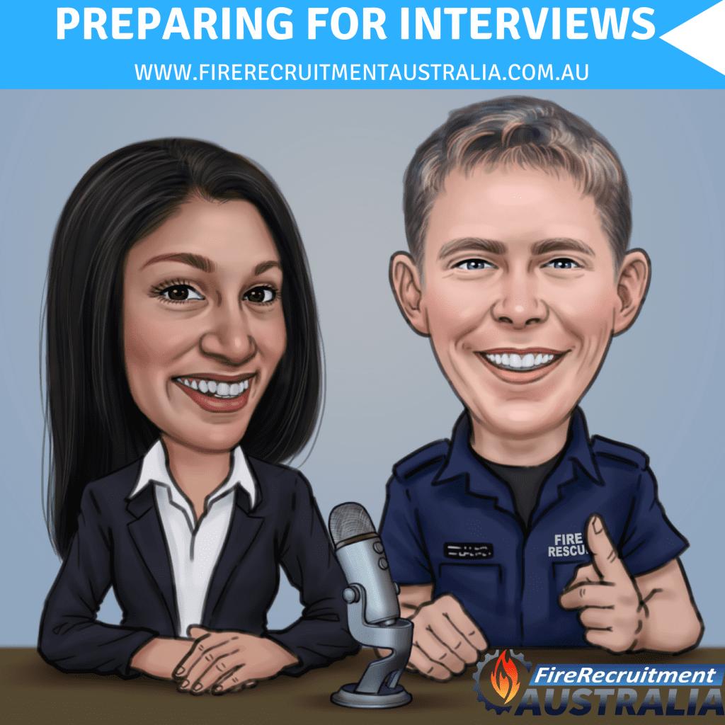 FIRE SERVICE INTERVIEWS 2018