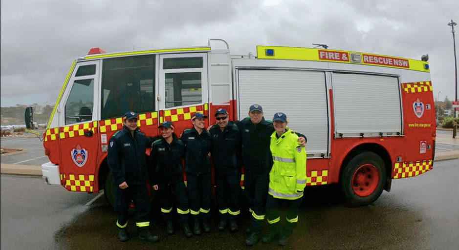 fire and rescue nsw recruitment