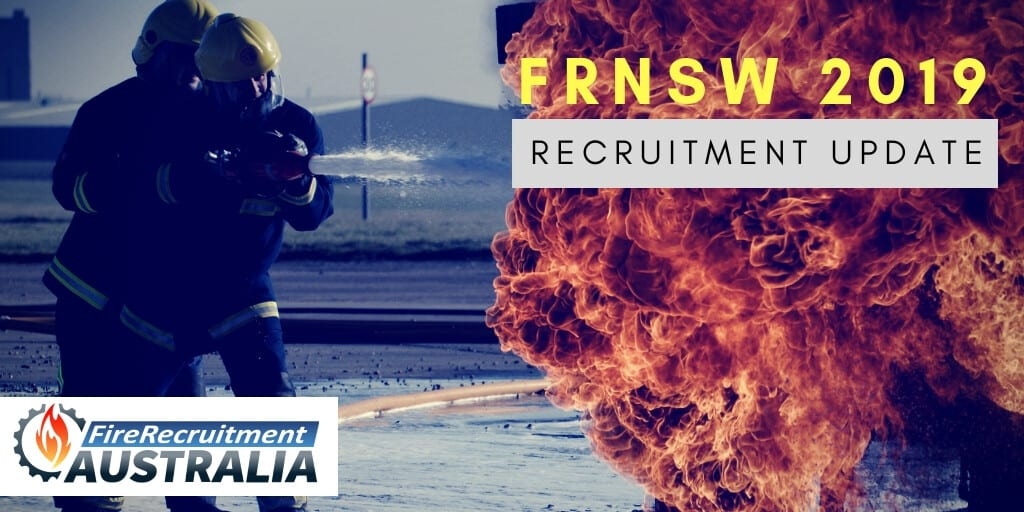 FRNSW recruitment update