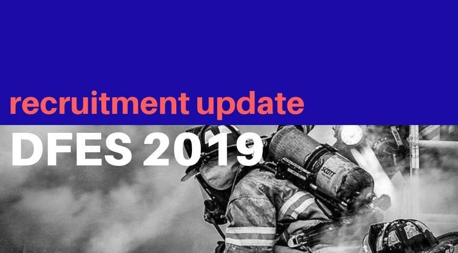 DFES firefighter Recruitment 2019 Archives - Fire Recruitment Australia