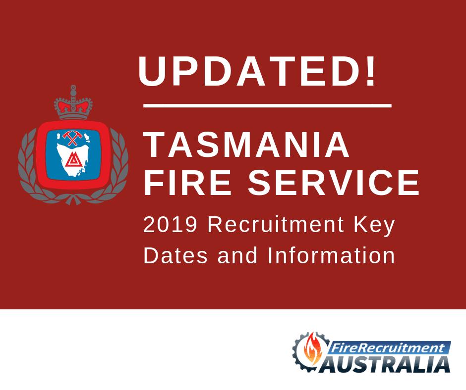 tasmania fire service 2019