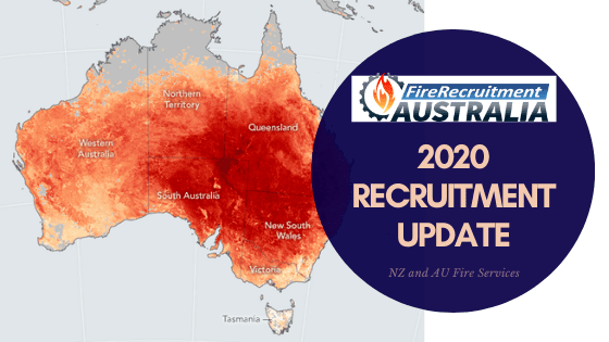 AU NZ 2020 fire recruitment
