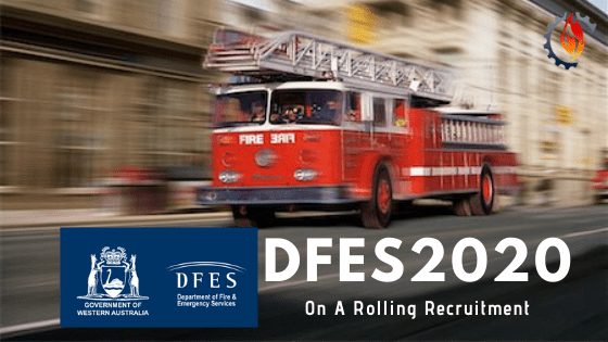 dfes 2020 recruitment