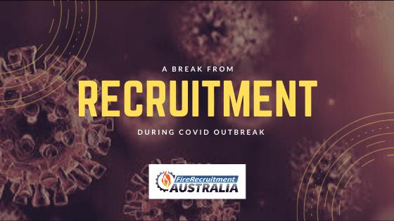 australia fire service recruitment 2020
