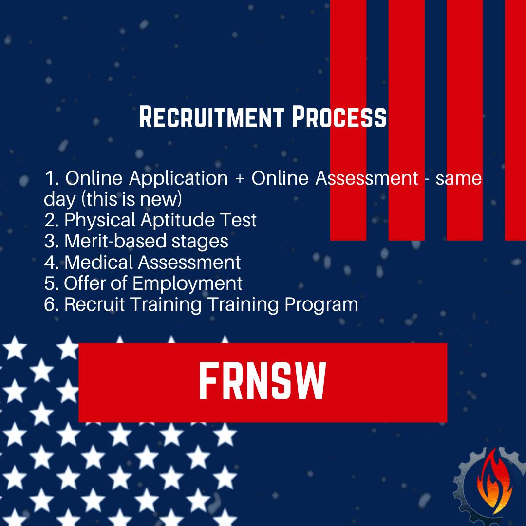 frnsw firefighter recruitment 2020 process