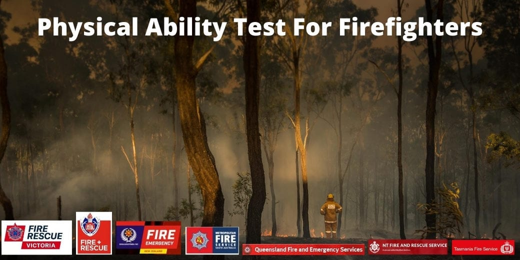 Physical Ability Test For Firefighters