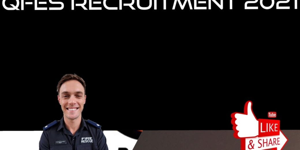 QFES Recruitment 2021
