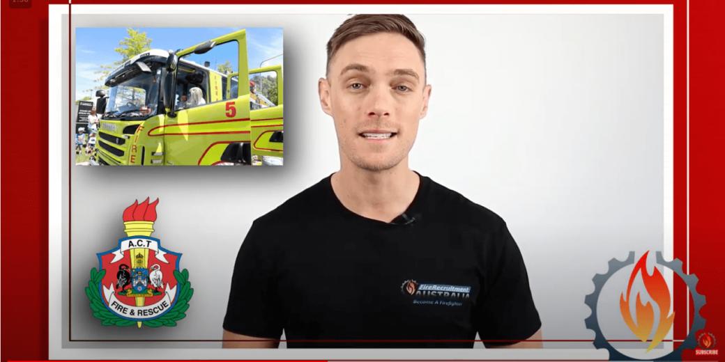 ACT firefighter Recruitment 2021