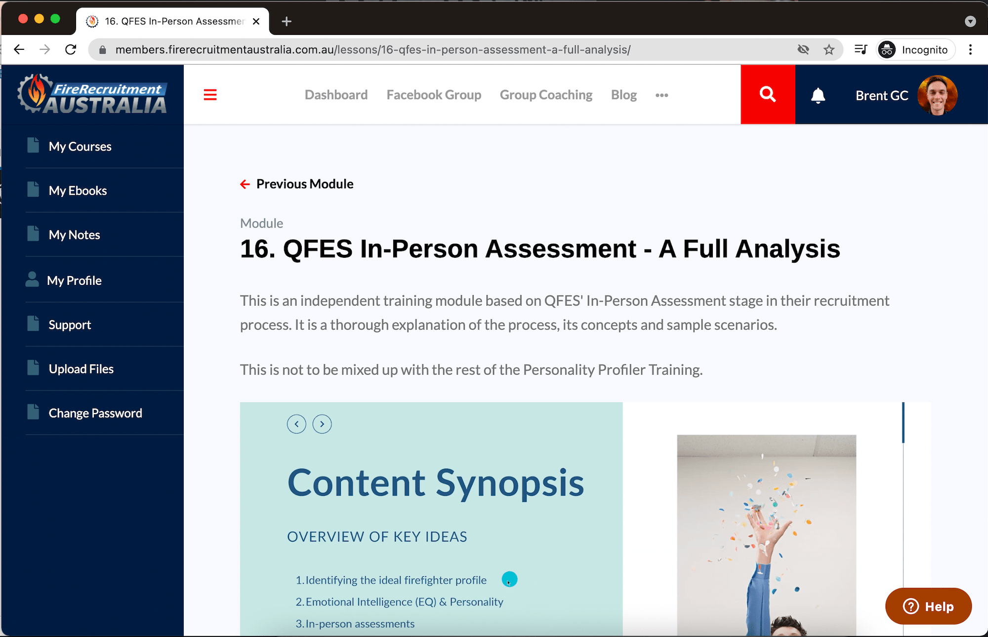QFES psychological assessment - how to pass
